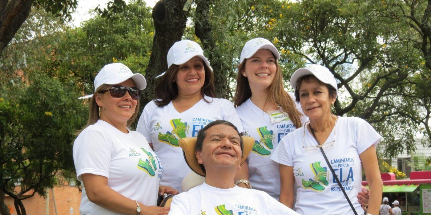Asociación Colombiana de Esclerosis Lateral Amiotrófica